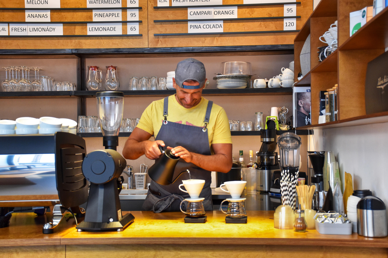 Simple Cafe hradec Králové